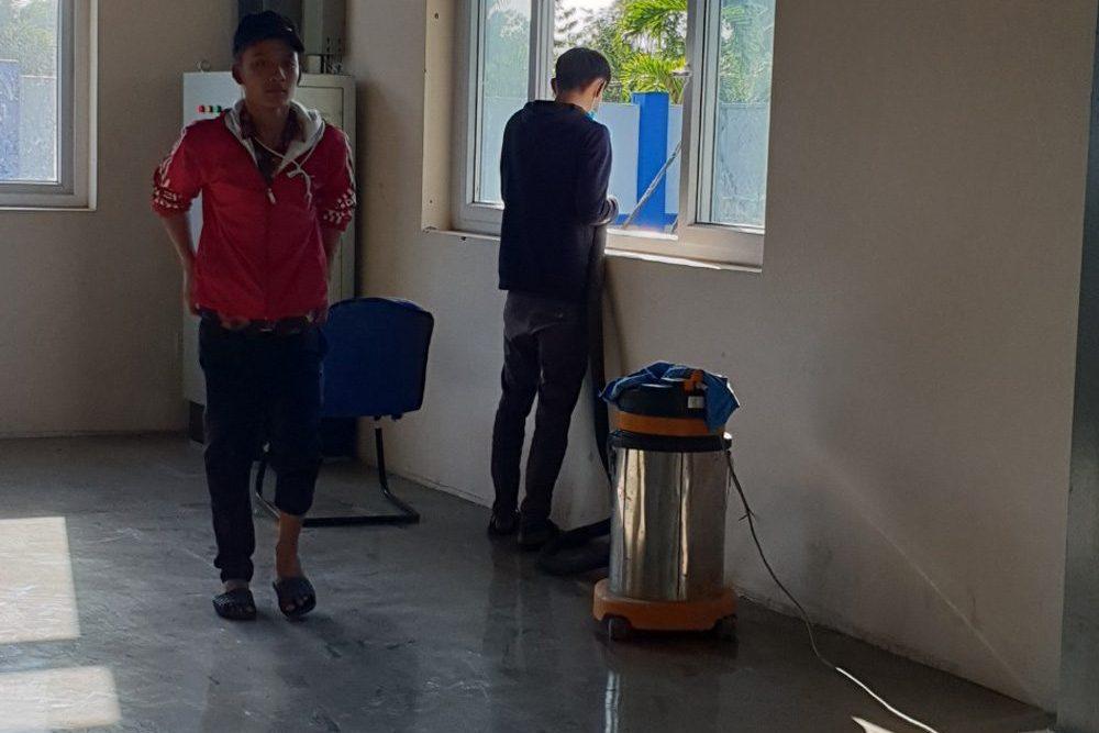 vệ sinh công nghiệp đồng nai
